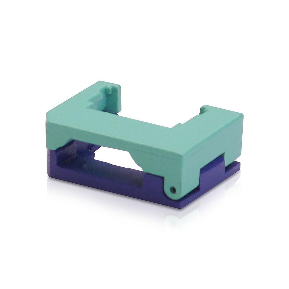 Die PureID ID-CG1 Kompressionsführungen für das HDMI Do-It-Yourself Kombiwerkzeug