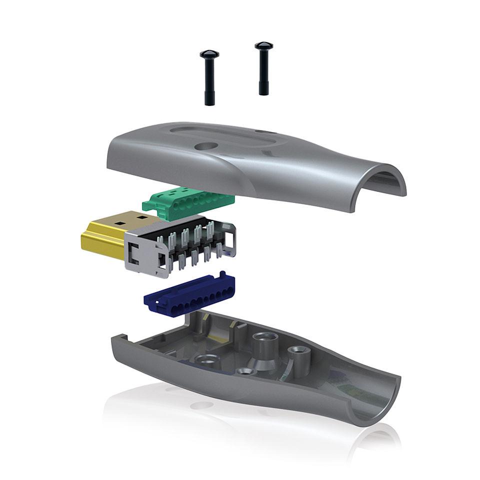 Der DIYS Stecker: PureID ID-CON-PRO