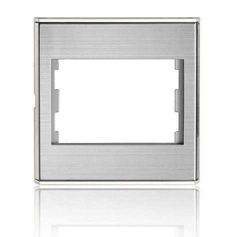 Die PureLink 2-fach Rahmen Wanddose: ID-WP-FRAME-1