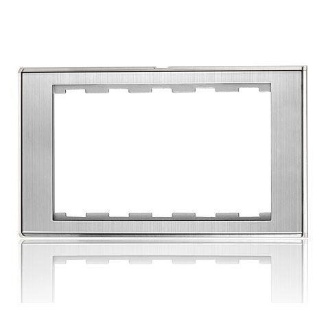 Die PureLink 5-fach Rahmen Wanddose: ID-WP-FRAME-2
