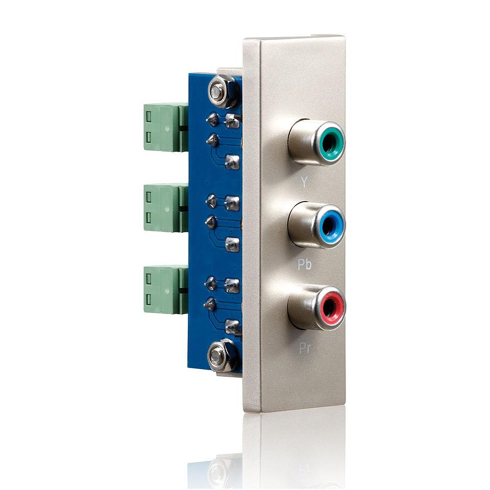 Die PureLink Anschlussblende: ID-WP-MOD-RB