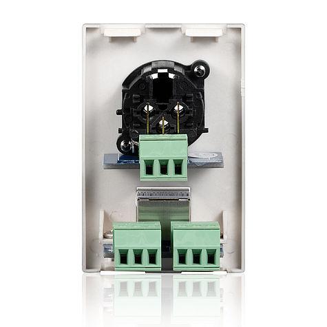ID-WP-MOD-XL: XLR / RJ11 Anschlussblende