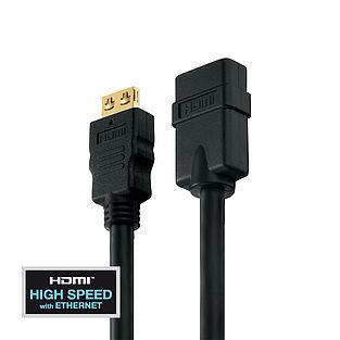 PI1100 - High Speed HDMI Verlängerungskabel