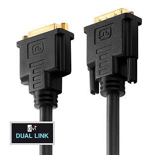 PI4300 - Dual Link DVI Verlängerungskabel
