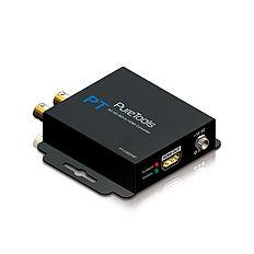 Der PureTools PT-C-SDIHD 3G/HD-SDI zu HDMI Konverter für Auflösungen bis FullHD