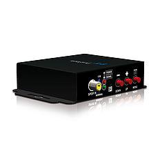 Der PureTools PT-C-VGAHD VGA zu HDMI Scaler mit OSD control interface