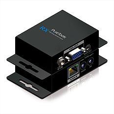 Das PureTools PT-E-VG20 VGA/Cat.X Extender Set für Auflösungen bis WUXGA