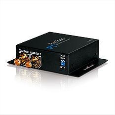 Der PureTools PT-C-HDSDI HDMI zu 3G/HD-SDI Konverter wandelt HDMI in 3G/HD-SDI Signale um