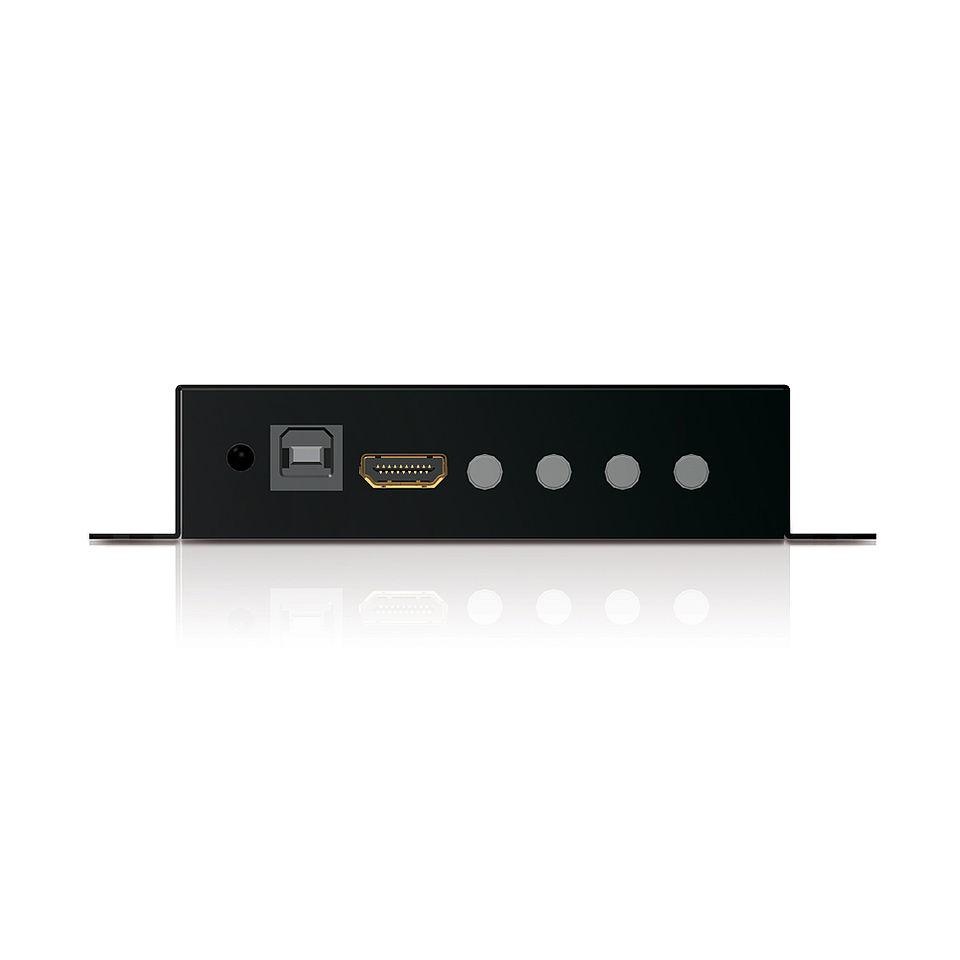 Der PureTools PT-SW-HD41 HDMI 4x1 Switcher