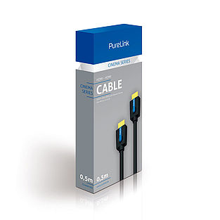 CS1000 - High Speed HDMI Kabel mit Ethernet: Verpackung