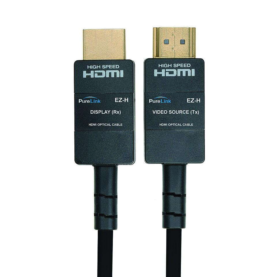 PRO-EZ-H: HDMI über Glasfaser Extender 100m
