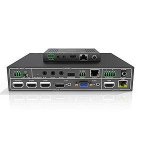 PT-PSW-52 5x2 Multiformat Presentation Switcher