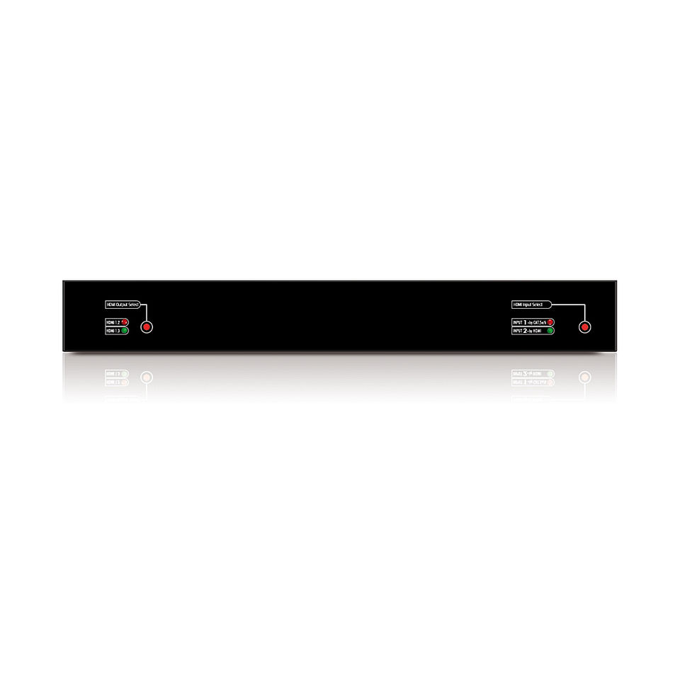2x8 HDMI over Cat Kaskadier-Verteiler: PT-SP-HD28CX