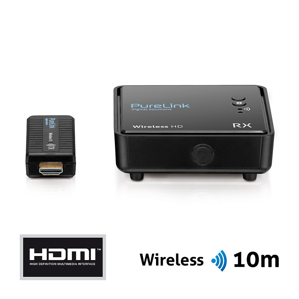 WHD030-V2 - Wireless HDMI Set