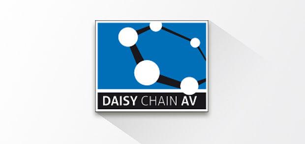 Daisy Chain AV Logo