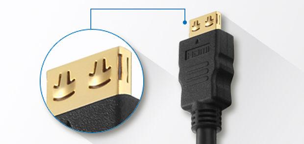 Nahaufnahme USB kabel