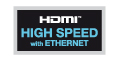 HDMI High Speed mit Ethernet