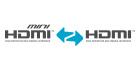 HDMI mini zu HDMI