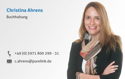 Christina Ahrens
