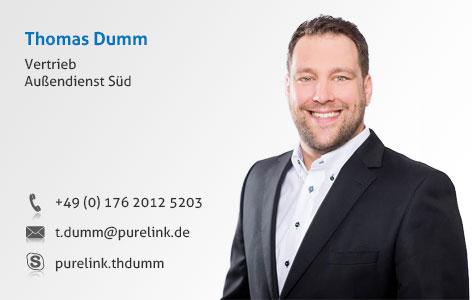 Thomas Dumm